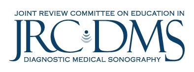 Joint Review Committee on Education in Diagnostic Medical Sonography logo